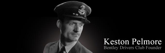 Keston Pelmore / Bentley Drivers Club Founder